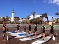 BD Surf SUP Boarding Playa del Ingles