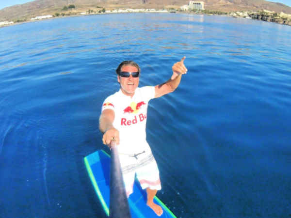 BD Surf paddelsurfing Aguila Playa