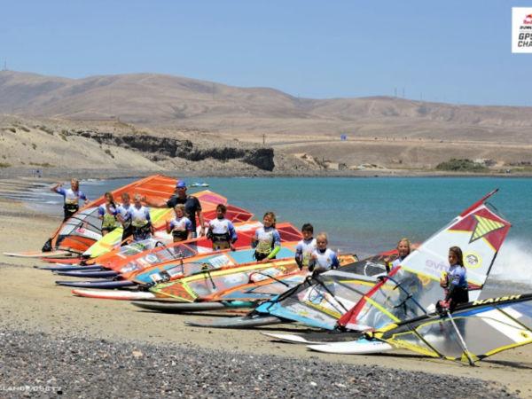 BD Surf vindsurfing på Gran Canaria
