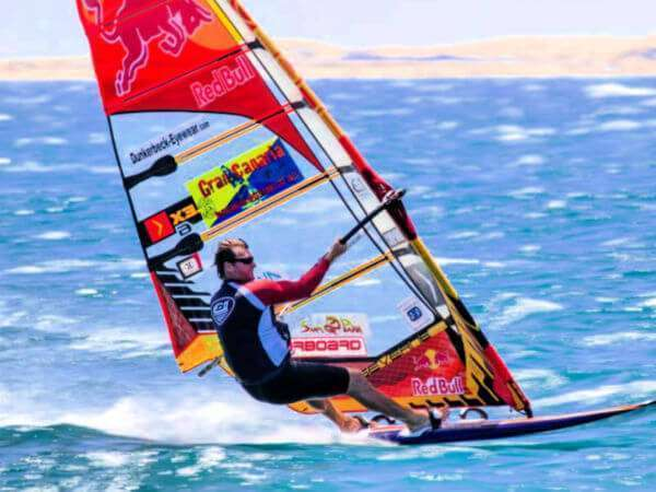 Learn to Windsurf, Dunkerbeck Surf School Playa del Ingles