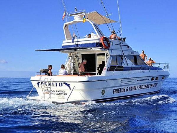 Privat båtcharter Mogan Arguineguin