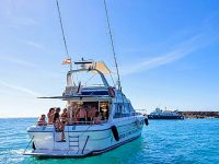 Benito Yacht Charter Tour Arguineguin