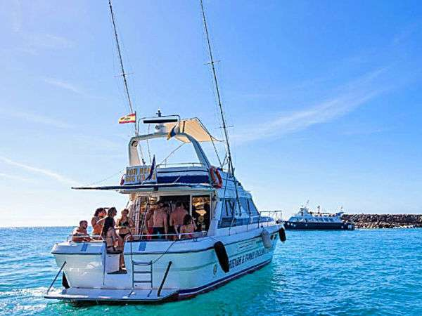 Privat båtcharter Arguineguin