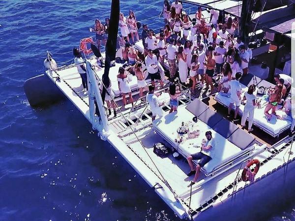 Fem stjärniga Båt Gran Canaria Arguineguin
