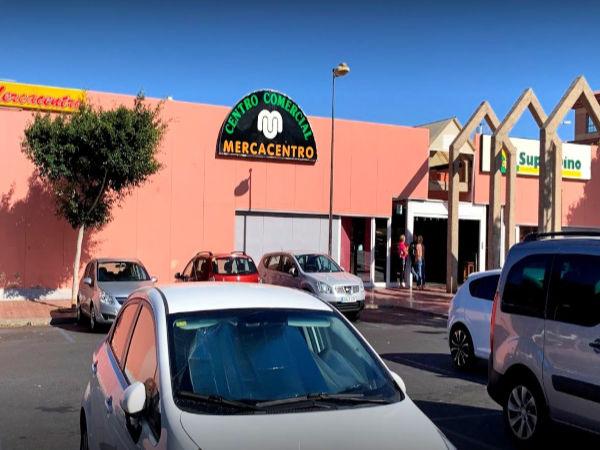 Mercacentro Shoping Centar Santa Lucia