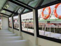 Lineas Salmon Water Taxi puerto de mogan