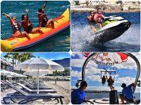 Water Sports Offer: Sun Pack Anfi del Mar Beach