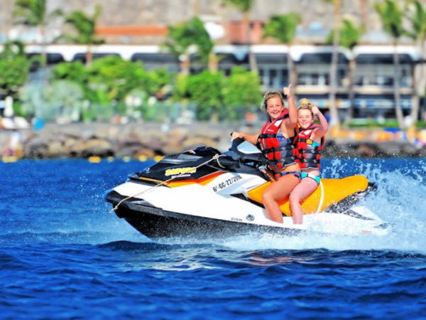 SEA Pack watersports offer anfi beach