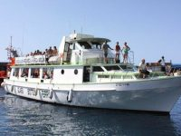 Lineas Salmon Water Taxi Anfi del Mar Mogan