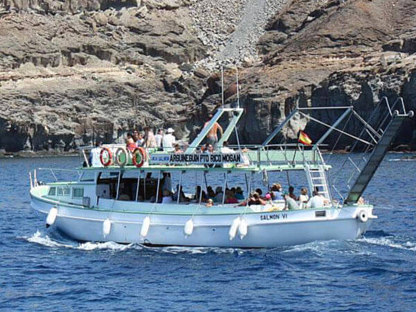 Glass Bottom Ferry Lineas Salmon Love Gran Canaria Regional