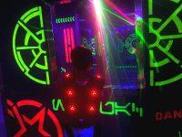 Laser Drome combat Hangar 37