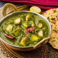 Palak Paneer Bollywood Indian Restaurant Gran Canaria
