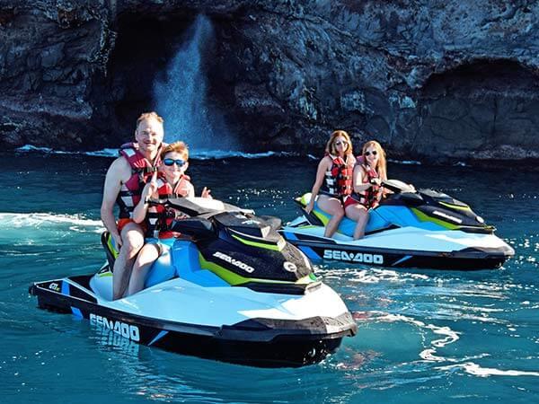 Canary Watersports Jetski Tour Gran Canaria