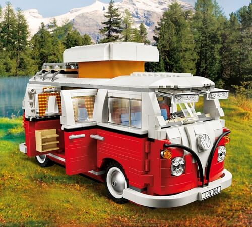 KIds & Brickd VW Camper