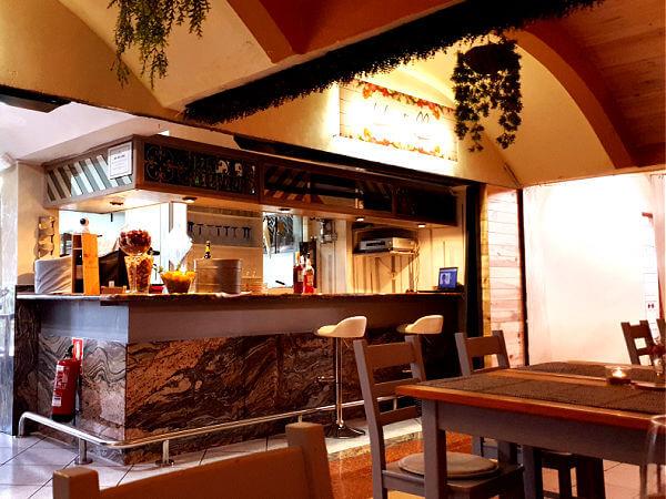 Kilometro 00 km 00 restaurant Playa del Ingles Gran Canaria