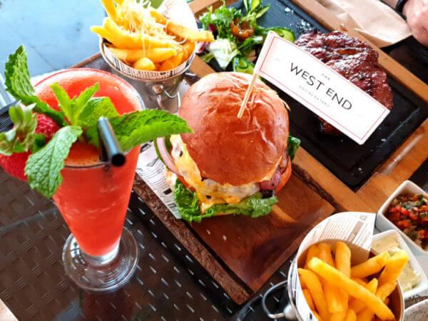West End Restaurant Playa del Ingles